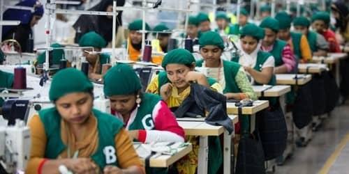 A Garment Worker