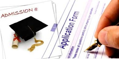 Application for Cancellation of Admission from Parents
