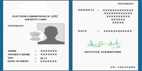 Request Letter for Change National ID card Photo