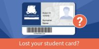 Letter to Inform about Lost of Student ID Card to Authority