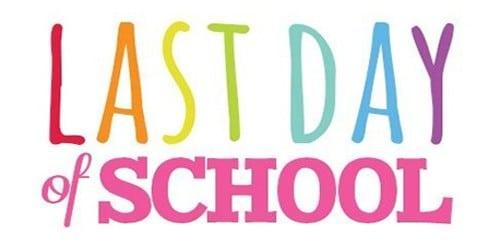 My Last Day at School