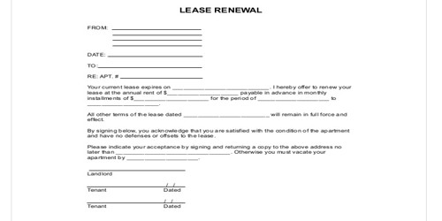 Lease Renewal Letter To Tenant from www.qsstudy.com