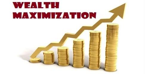 Wealth Maximization goal of financial management