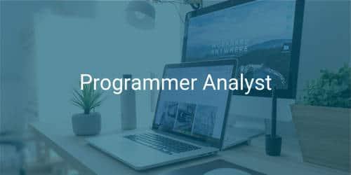 Cover Letter for Analyst Programmer