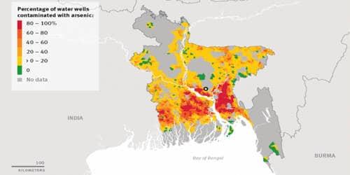 Arsenic Poisoning in Bangladesh