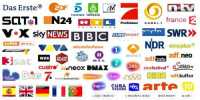 Satellite TV Channels