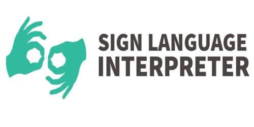 Cover Letter for ASL Interpreter