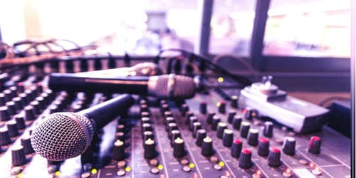 Cover Letter for Audiovisual Technician