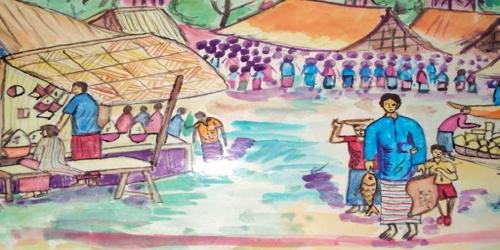 A Visit to a Village Fair
