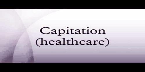 Capitation Payments