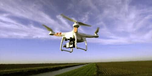 Deep drone acrobatics 1