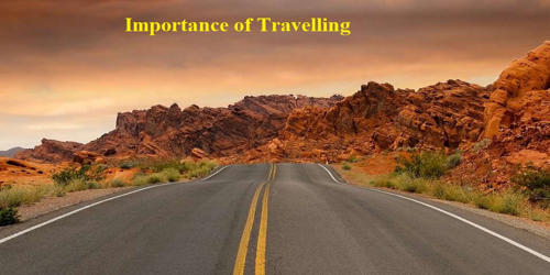 Necessity of Travelling
