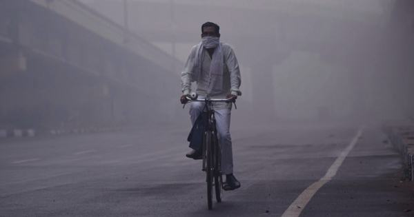 Air pollution killed nearly half a million children last year