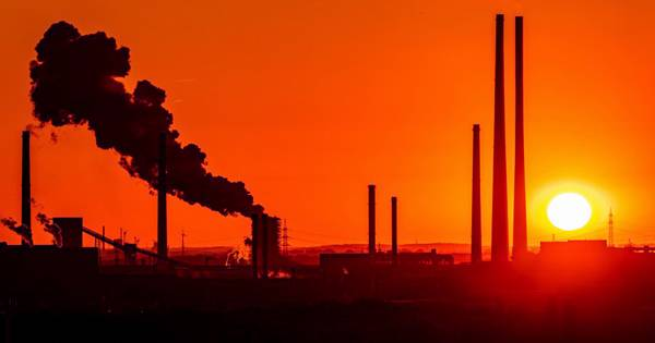By 2025 Earth Will Experience Carbon Dioxide Levels Not Seen In 3.3 Million Years
