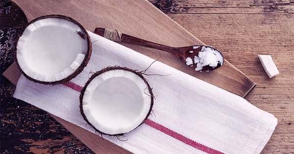 Coconut oil's secret