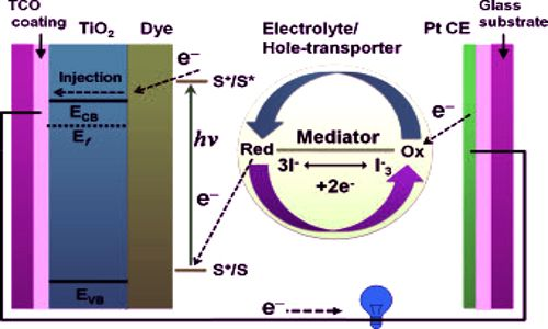 Dye-Sensitized Solar Cells 1