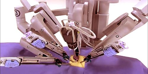 Medical Robotic Hand 1