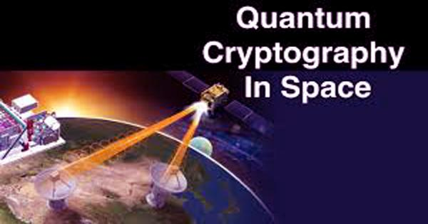 Record broken encryption distance by Quantum Satellite