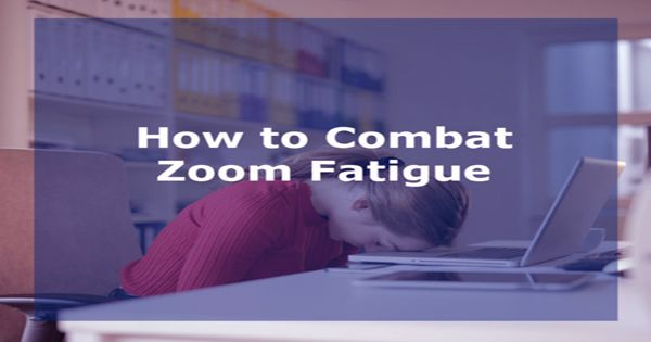 """""""Zoom fatigue"""" is one thing and you're not alone experiencing it"""