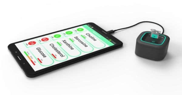 Researchers created a hand-held device to measure crucial cancer biomarkers