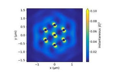 nanoscale machines convert light into work 1